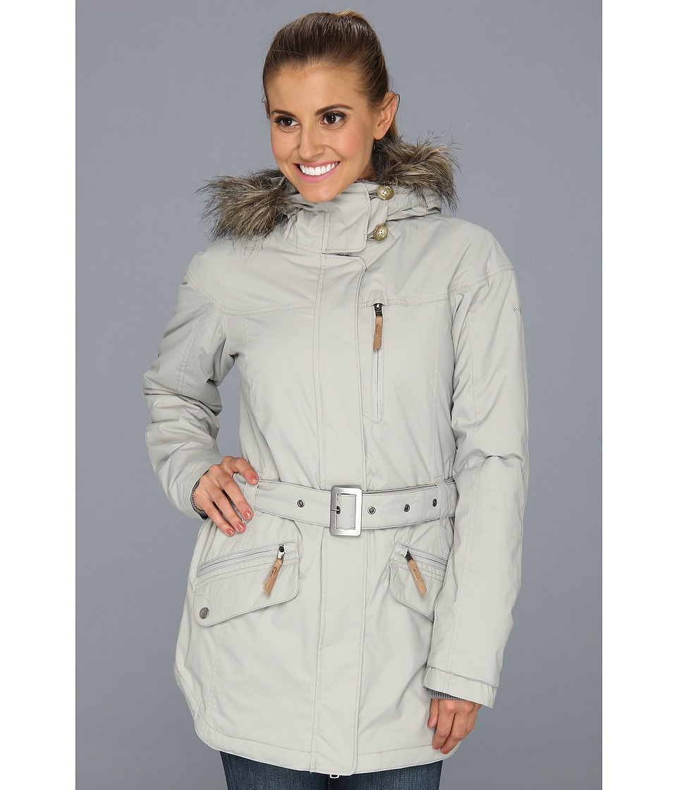Columbia Carson Pass II Jacket (Flint Grey) Women