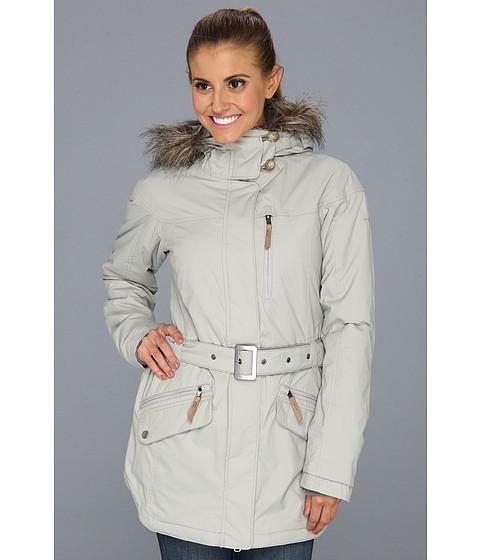Columbia - Carson Pass II Jacket (Flint Grey) Women's Coat
