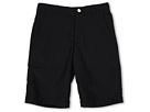 Nike Kids Solid Tech Short (Big Kids) (Black/Black)