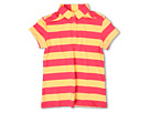 Nike Kids Girl's Bold Stripe Polo