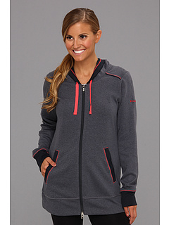 SALE! $26.99 - Save $23 on Columbia Heather Honey III Hoodie (Abyss Red Hibiscus) Apparel - 46.02% OFF $50.00