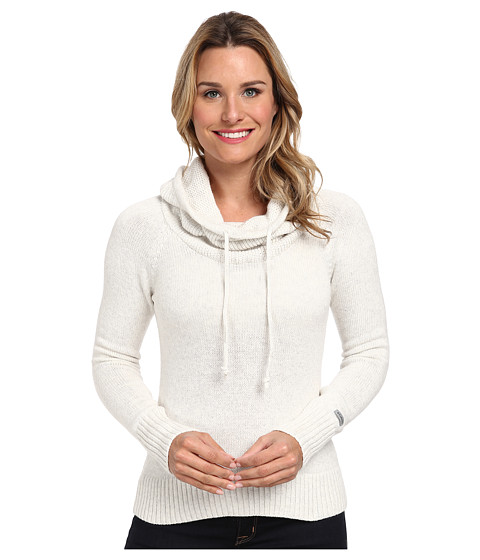 Columbia - She Pines For Alpine II Pullover (Sea Salt Heather) Women