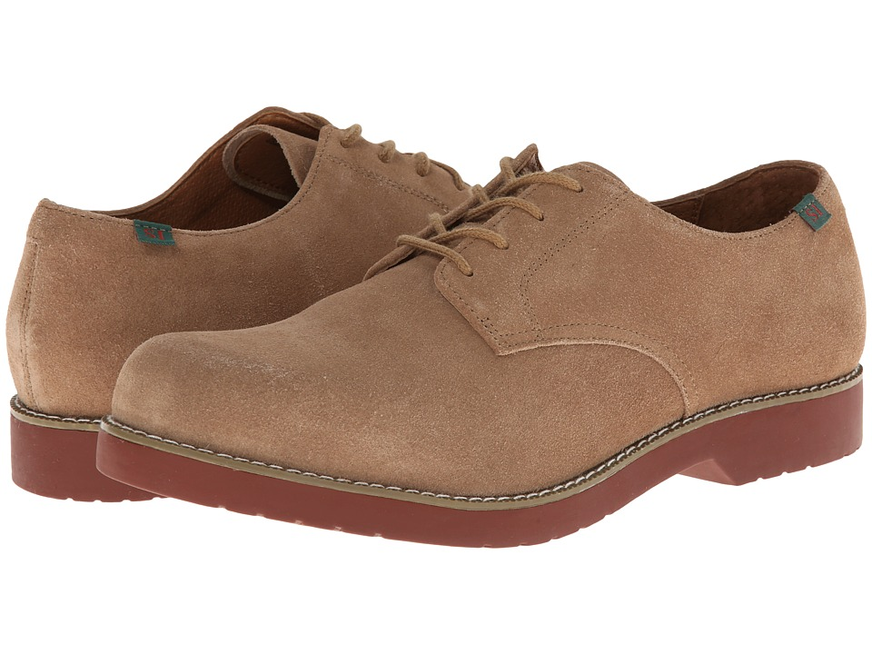 School Issue - Semester (Adult) (Tan Suede) Boy's Shoes