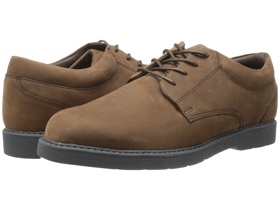 School Issue - Scholar (Adult) (Brown Oily) Boys Shoes