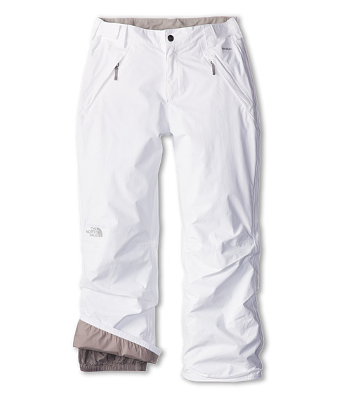 The North Face Kids - Free Course Triclimate Pant (Little Kids/Big Kids) (TNF White/Turquoise Blue) Girl's Casual Pants