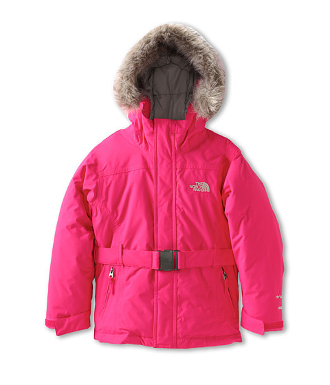 The North Face Kids - Girls' Greenland Jacket (Little Kids/Big Kids) (Passion Pink) Girl's Coat
