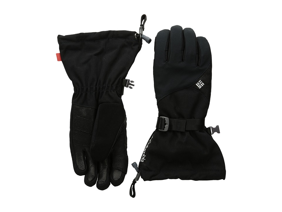 Columbia - Kiry Neve Glove (Black) Extreme Cold Weather Gloves