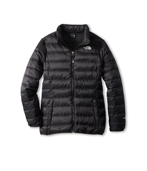 The North Face Kids - Inverse Down Jacket (Little Kids/Big Kids) (TNF Black) Girl's Coat