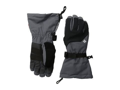 Columbia - Inferno Range (Graphite/Black) Extreme Cold Weather Gloves
