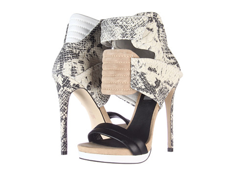 MIA - MLE - Rocco (Gray Multi Snake) High Heels