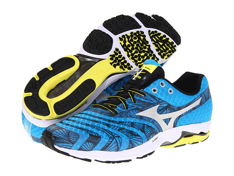 Mizuno - Wave Sayonara (Dude Blue/Anthracite/Bolt) Men