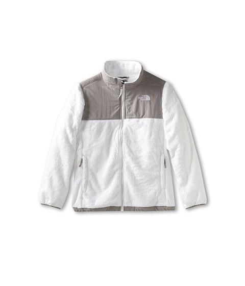 The North Face Kids - Denali Thermal Jacket (Little Kids/Big Kids) (TNF White) Girl's Coat