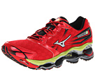 Mizuno - Wave Prophecy 2 (Red/Silver/Lime Punch) - Footwear