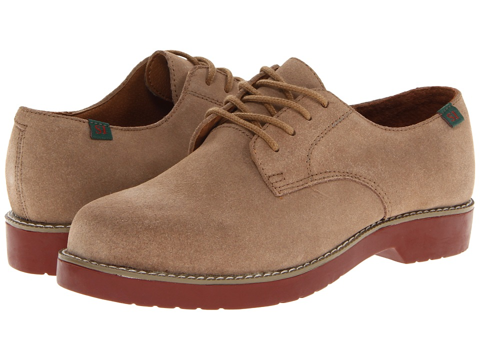 School Issue - Semester (Adult) (Tan Suede) Girl's Shoes