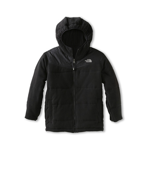 The North Face Kids - Boys' Reversible True Or False Jacket (Little Kids/Big Kids) (TNF Black) Boy's Coat
