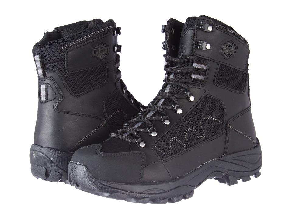 Harley-Davidson - Roland (Black) Men's Lace-up Boots