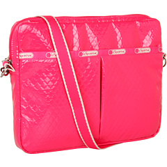 SALE! $29.99 - Save $18 on LeSportsac Tablet Crossbody (Raspberry Debossed) Bags and Luggage - 37.52% OFF $48.00