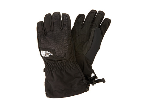 The North Face Kids - Boys' Montana Glove (Big Kids) (TNF Black) Extreme Cold Weather Gloves