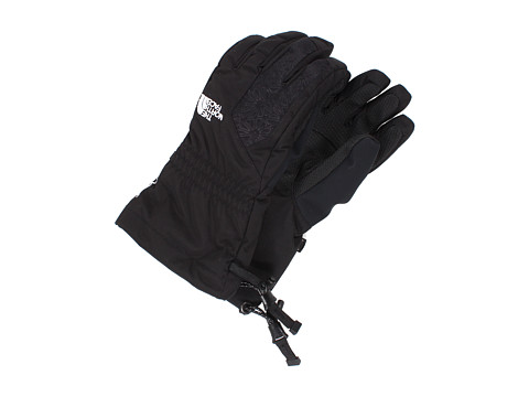 The North Face Kids - Girls' Montana Glove (Big Kids) (TNF Black) Extreme Cold Weather Gloves