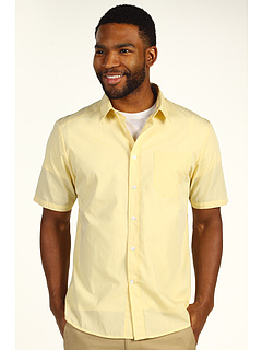 SALE! $11.99 - Save $33 on Volcom Why Factor End S S Shirt (Light Yellow) Apparel - 73.36% OFF $45.00
