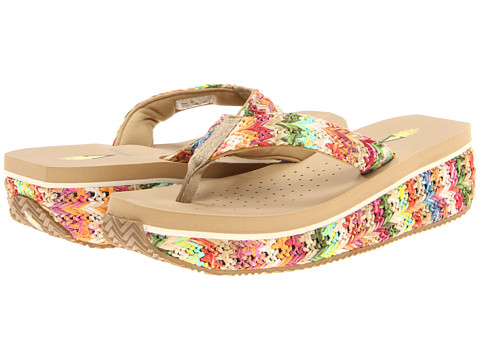 VOLATILE - Bairfoot (Rainbow) Women's Sandals