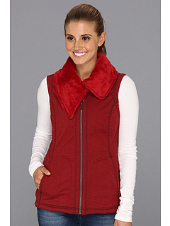 SALE! $54.99 - Save $45 on ExOfficio Persian Fleece Vest (Cordovan) Apparel - 45.01% OFF $100.00