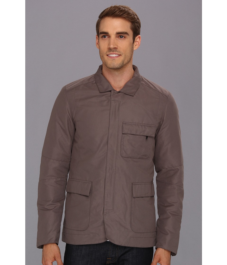 NAU - M Uptown Down Blazer (Ash) Men's Jacket