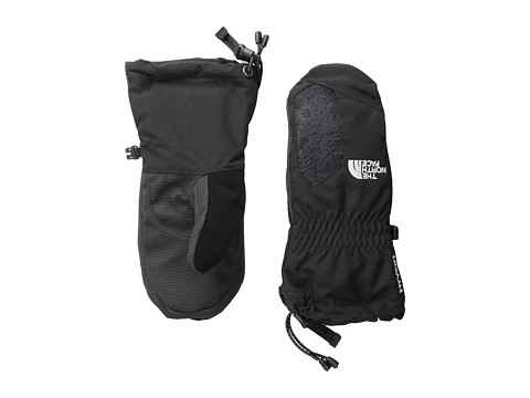 The North Face Kids - Girls' Montana Mitt (Big Kids) (TNF Black) Extreme Cold Weather Gloves