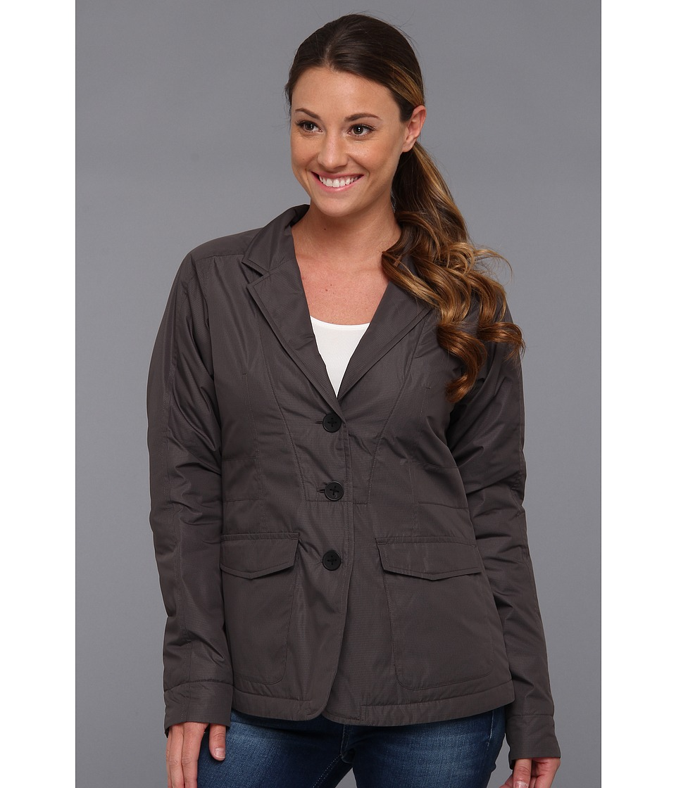 NAU - W Synfill Blazer (Caviar Check) Women's Coat