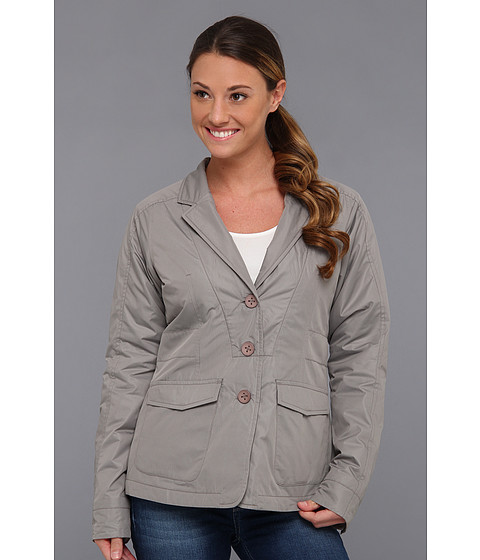 NAU - W Synfill Blazer (Cape Check) Women's Coat