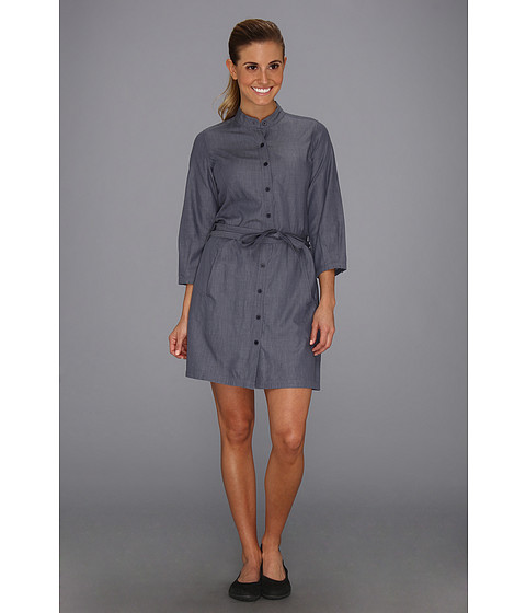 NAU - W Dis-Dress (Indigo Chambray) Women's Dress