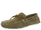 Cole Haan - Air Grant Casual (Summer Khaki Suede/Summer Khaki Croc Print/Optic White) - Cole Haan Shoes