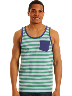 SALE! $14.99 - Save $20 on Volcom Submissions Pocket Tank (Jade Green) Apparel - 57.17% OFF $35.00