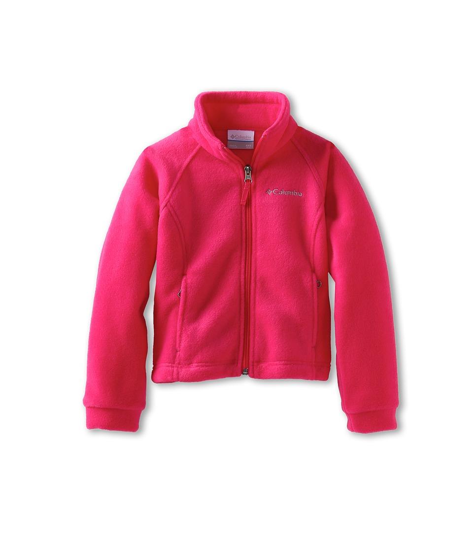 d294395af Columbia Kids Benton Springs Fleece Girls Fleece (Pink) on PopScreen