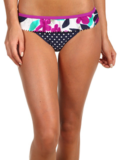 SALE! $60 - Save $0 on Eco Swim by Aqua Green Babe Banded Hipster Bottom (Multi) Apparel - 0.00% OFF $60.00