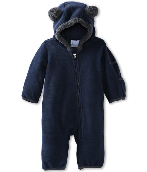 Columbia Kids - Tiny Bear II Bunting (Infant) (Collegiate Navy) Kid