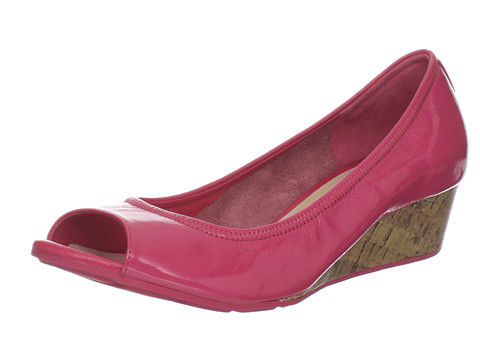 Cole Haan - Air Tali OT Wedge 40 (Punch Patent) Women