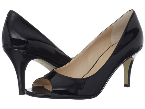 Cole Haan - Air Lainey OT Pump (Black Patent) High Heels