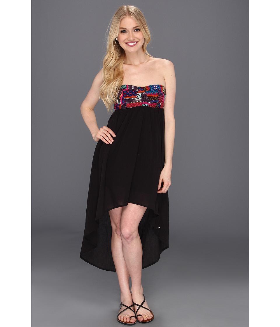 Billabong Desert Daze Dress (Off Black) Women