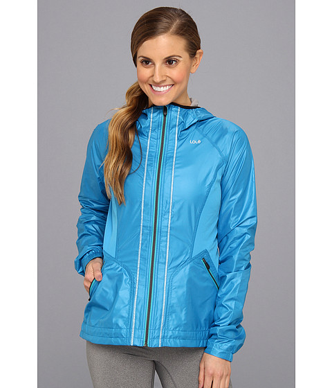 Lole - Cheer Jacket (Methyl Blue) Women's Jacket