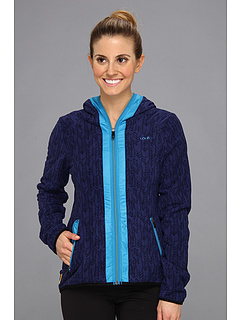 SALE! $79.99 - Save $80 on Lole Homely Jacket (Blue Miniweave) Apparel - 50.01% OFF $160.00
