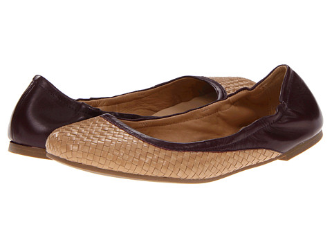 Cole Haan - Irwin Ballet (Sandstone Seedling) Women's Flat Shoes