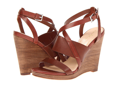 Cole Haan - Pelham Strap Wedge (Sequoia) Women's Wedge Shoes