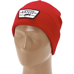 SALE! $9.99 - Save $12 on Vans Milford Beanie (Brand Red) Hats - 54.59% OFF $22.00