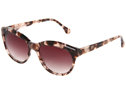 Elizabeth and James - Orchard (Milky Pink Tortoise/Brown Gradient Lens) Fashion Sunglasses