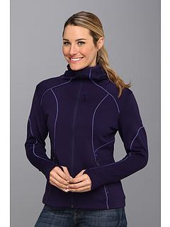 SALE! $154 - Save $66 on Smartwool PhD HyFi Full Zip Hoodie (Imperial Purple) Apparel - 30.00% OFF $220.00