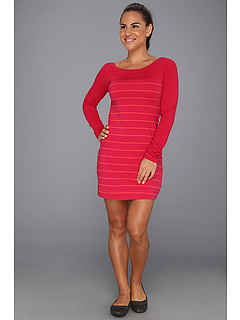 SALE! $26.99 - Save $33 on Lole Lorella Dress (Cherry Stripe) Apparel - 55.02% OFF $60.00