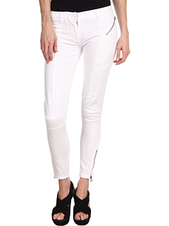 SALE! $239.99 - Save $360 on Pierre Balmain Trousers 6M7106 (White) Apparel - 60.00% OFF $600.00