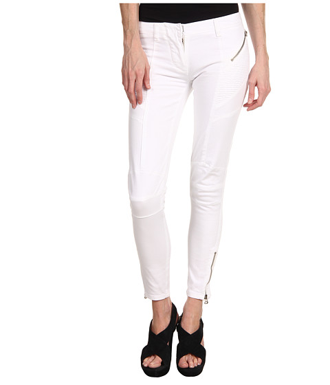 Pierre Balmain - Trousers 6M7106 (White) Women's Casual Pants