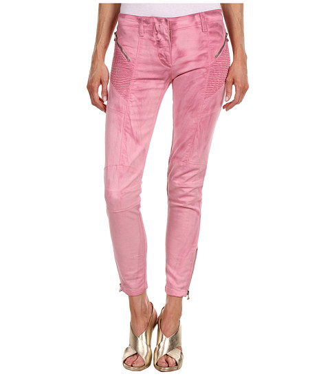 Pierre Balmain - Trousers 6M7106 (Pink) Women's Casual Pants